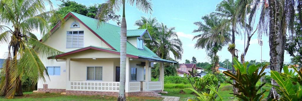 Suriname Vakantiewoning Paramaribo